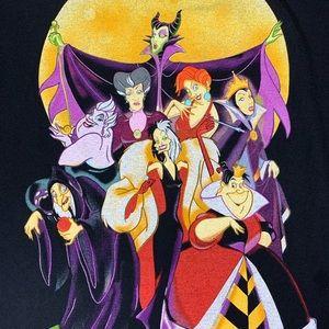 Disney Bad Girls Nightmare T Shirt Vintage 1990s